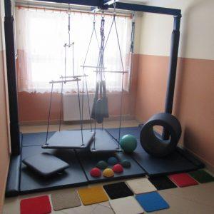 Sprzęt do integracji sensorycznej