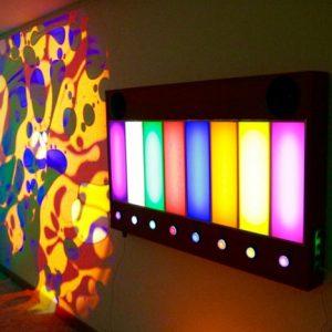 Zestawy świetlno- dźwiękowe