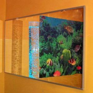 Lustra akrylowe