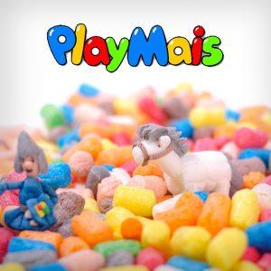 PlayMais- klocki kukurydziane