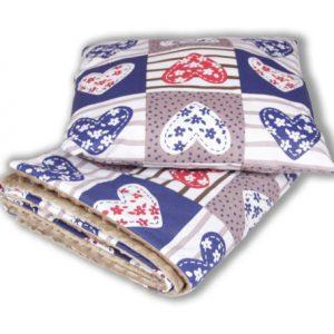 Poduszki MILI (bawełna oraz minky)