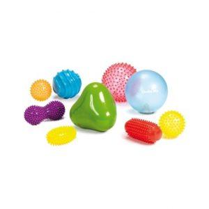 Piłeczki sensoryczne- różne
