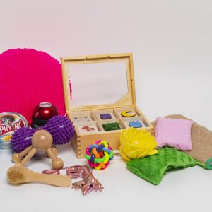 Zabawki dotykowe