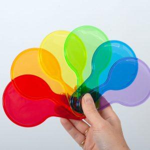 Rozpoznawanie kolorów